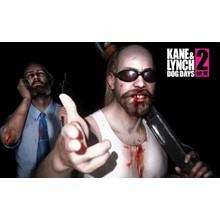 Kane & Lynch 2: Dog Days (Steam akkaunt)