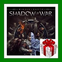 Middle-earth Shadow of War - Steam Key - RU-CIS-UA