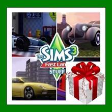 The Sims 3 Fast Lane Stuff DLC - Origin Region Free