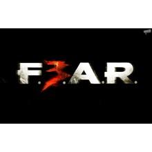 FEAR 3 (Steam Account)