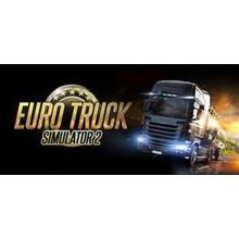 Euro Truck Simulator 2 - STEAM Gift / ROW / GLOBAL