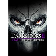 Darksiders II: Deathinitive Edition (Steam KEY)