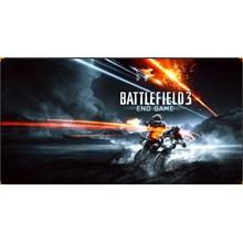 BATTLEFIELD 3: END GAME - DLC - EA - ORIGIN - PHOTO