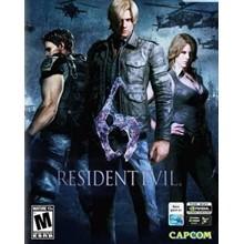 Resident Evil 6 (Steam KEY) + GIFT