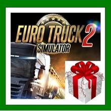 Euro Truck Simulator 2 - Steam Key - RU-CIS-UA