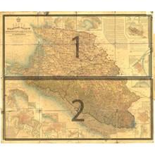 Старая  привязанная карта    1902 года В.И. Иваненкова