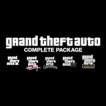 GTA Complete Pack - STEAM GIft / GLOBAL / ROW