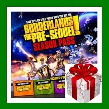 Borderlands The Pre-Sequel Season Pass - RU-CIS-UA