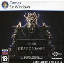 The Elder Scrolls V : Skyrim - DragonBorn (DLC) RU+CIS