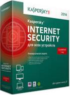Kaspersky Internet Security- 6 months/PC1-REGION FREE