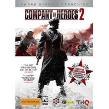 Company of Heroes 2(SteamGift/RegionFree) TRADY WORK