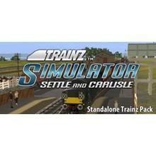 Trainz Settle and Carlisle - STEAM STEAM Price 349r