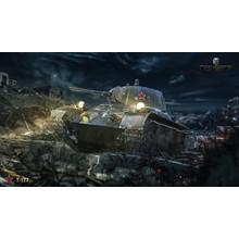 Invite World of Tanks 1450 Gold + T-127 for Beginners