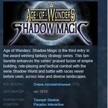Age of Wonders Shadow Magic STEAM KEY RU+CIS LICENSE