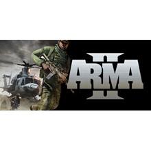 ARMA II (Steam Gift / Region Free)