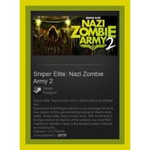 Sniper Elite: Nazi Zombie Army 2 (Steam Gift ROW)