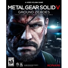 METAL GEAR SOLID V: GROUND ZEROES (Steam gift / RU/CIS)