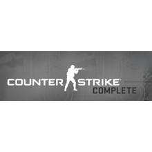 CS:GO Prime Status + Source + 1.6 + Zero (CS Complete)