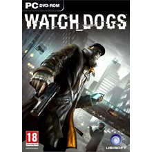 🟢Watch Dogs  (uplay)