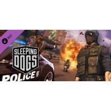 Sleeping Dogs Police Protection Pack 💎 STEAM GIFT RU