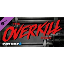 PAYDAY 2: The OVERKILL Pack Steam Gift / Region Free
