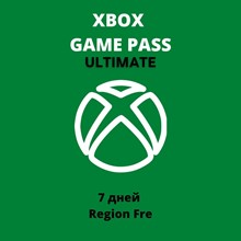 Xbox Game pass ULTIMATE 7 day EA PLAY+Renewal Global