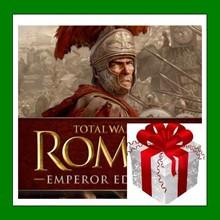 Total War Rome 2 Emperor Edition - Steam RU-CIS-UA