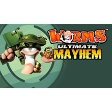 Worms Ultimate Mayhem (Steam Gift / RU / CIS)
