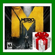 Metro Last Light Redux - Steam Key - RU-CIS-UA
