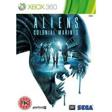 Xbox 360 | Aliens Colonial Marines | TRANSFER