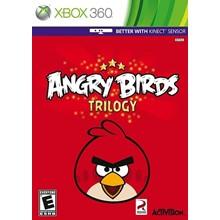 Xbox 360   Angry Birds Trilogy   TRANSFER