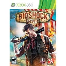 Xbox 360   BioShock Infinite   TRANSFER