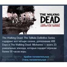 The Walking Dead STEAM KEY REGION FREE GLOBAL 💎