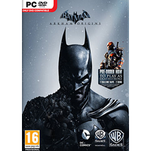 Batman: Arkham Origins PreOrder (Steam Gift / Region Fr