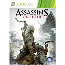Xbox 360   Assassins Creed III (3)   TRANSFER + DLC