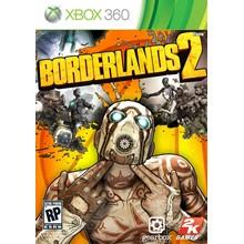 Xbox 360   Borderlands 2   TRANSFER + 1 GAME