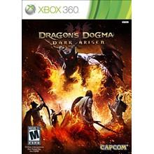 Xbox 360   Dragons Dogma: Dark Arisen   TRANSFER