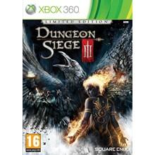 Xbox 360   Dungeon Siege III   TRANSFER