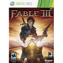 Xbox 360   Fable III   TRANSFER