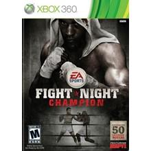 Xbox 360   Fight Night Champion   TRANSFER