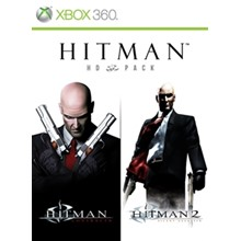 Xbox 360   Hitman HD Pack   TRANSFER