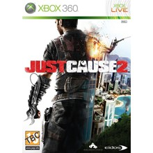 Xbox 360   Just Cause 2   TRANSFER
