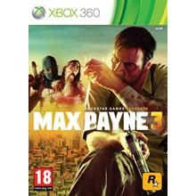 Xbox 360   Max Payne 3   TRANSFER