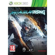Xbox 360   Metal Gear Rising: Revengeance   TRANSFER