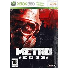 Xbox 360   Metro 2033   TRANSFER