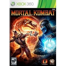Xbox 360   Mortal Kombat   TRANSFER