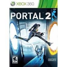 Xbox 360 | Portal 2 | TRANSFER + Game