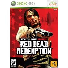 Xbox 360 | Red Dead Redemption | TRANSFER + DLC