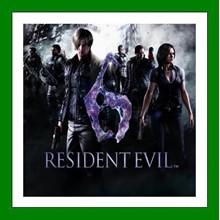 Resident Evil 6 - Steam - RENT ACCOUNT Online