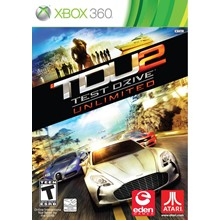 Xbox 360 | Test Drive Unlimited 2 | TRANSFER